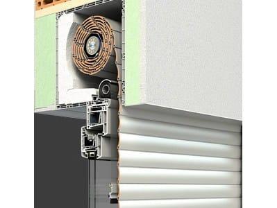 Box for roller shutter KARO® by Sprilux