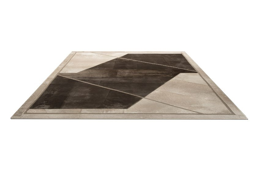 Rectangular rug KARPET 14 by Capital Collection