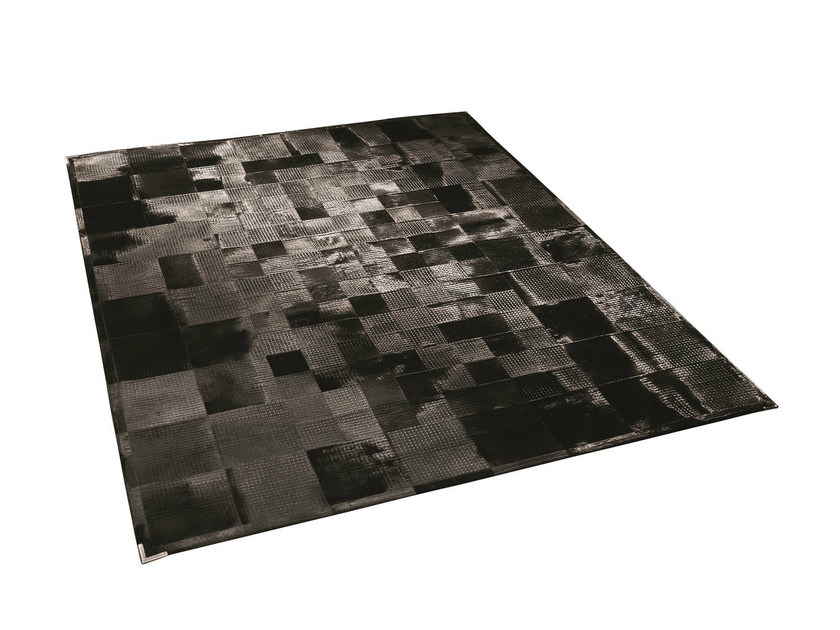 Rectangular horse hide rug KARPET 3 by Capital Collection