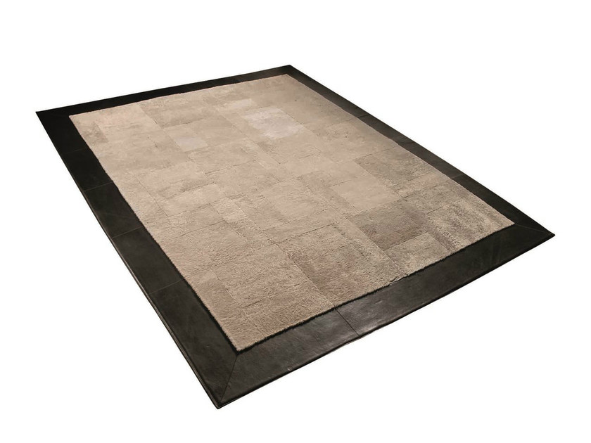 Rectangular rug KARPET 5 by Capital Collection