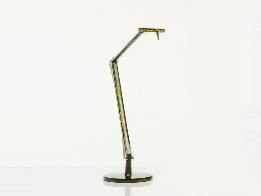 Desk lamp KARTELL - ALEDIN TEC Green by Archiproducts.com