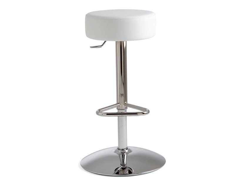 Swivel stool with gas lift KAT | Office stool by Kastel