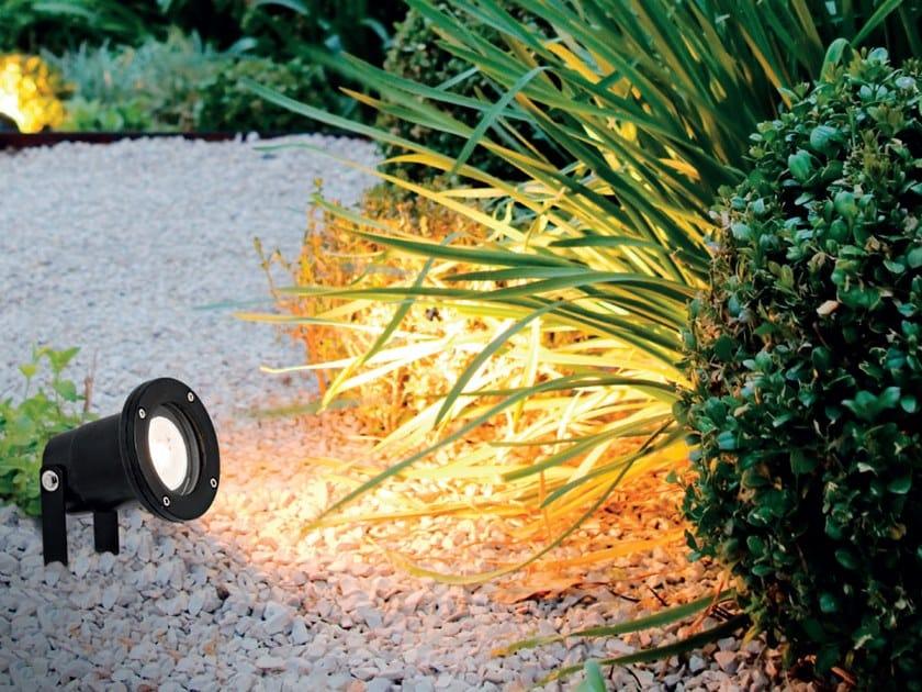 Proiettore per esterno a led orientabile in alluminio kata