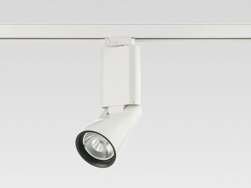 LED aluminium Track-Light KAZÉ by Reggiani