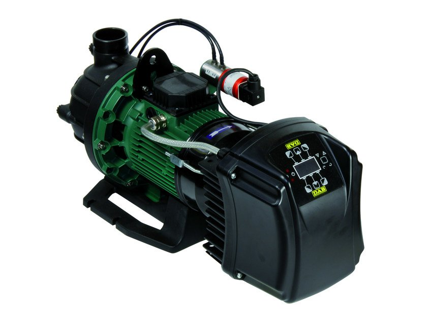 Electronic centrifugal pump KCE-KCVE by Dab Pumps