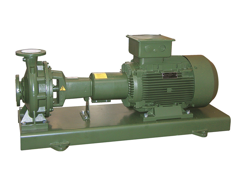 Standardised centrifugal pump KDN by Dab Pumps