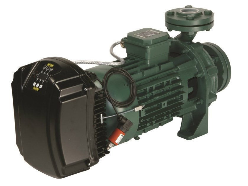 Single impeller centrifugal pumps with inverter mce/p KE SINGLE IMPELLER by Dab Pumps