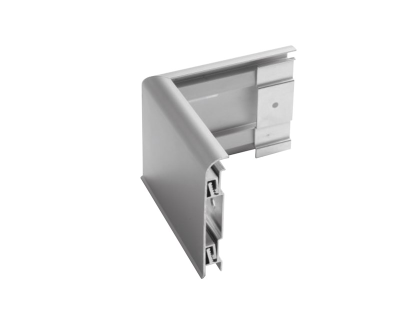Aluminium Skirting board KEC by Genesis