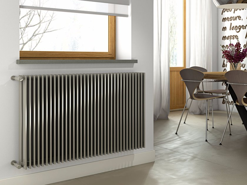 Wall-mounted hot-water radiator for replacement KEIRA TANDEM | Radiator for replacement by CORDIVARI