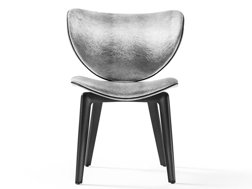 Fur chair KELLY | Fur chair by Black Tie