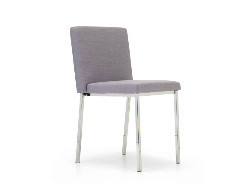 Upholstered fabric chair KELLY SMALL | Chair by Domingo Salotti