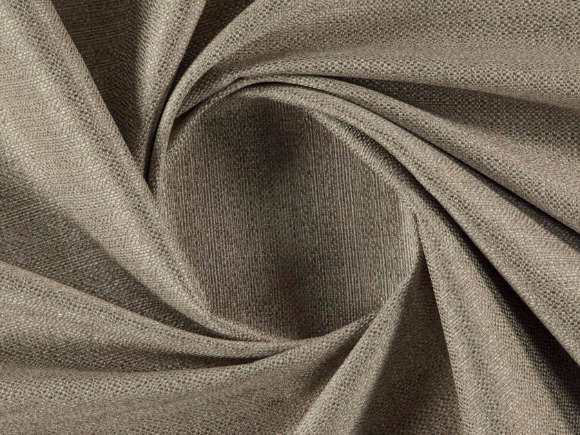 Solid-color washable matt polyester fabric KELSO by More Fabrics