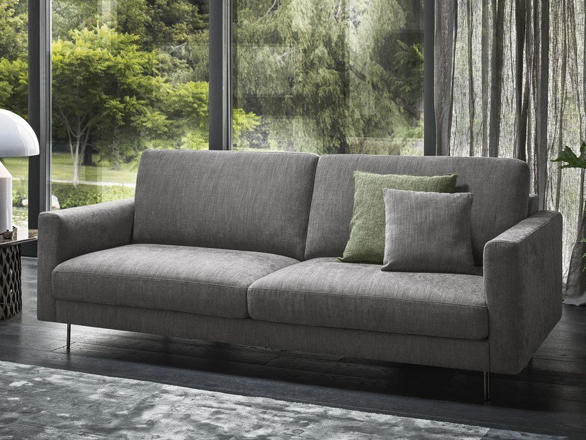 3 seater fabric sofa KENDAL | 3 seater sofa by Felis