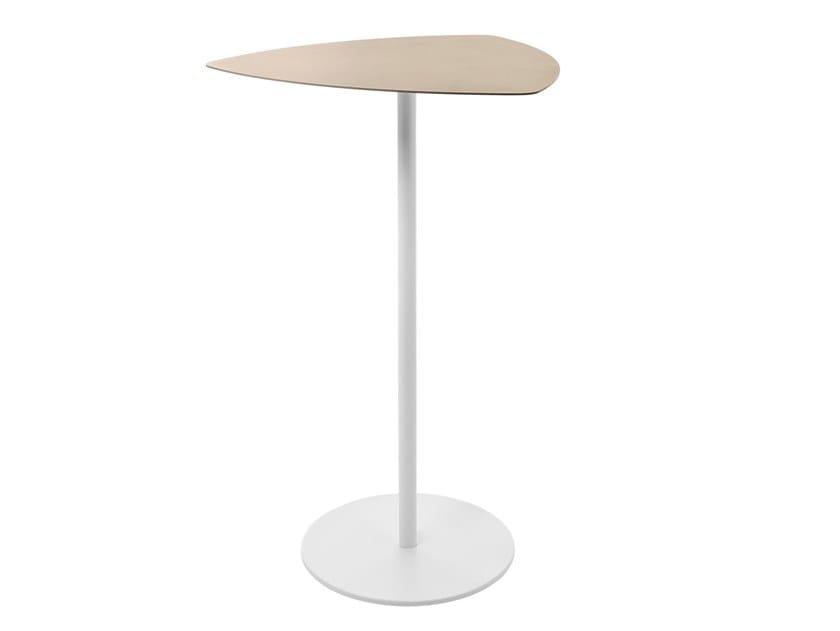 Metal high table KENSHO | High table by Kastel