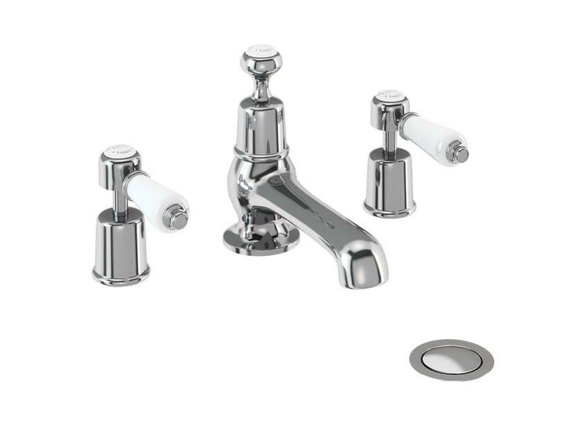 3 hole washbasin tap KENSINGTON | 3 hole washbasin tap by Polo