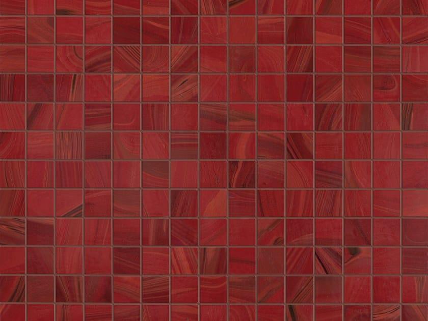 Glass mosaic KERIÕ by Elements Mosaic