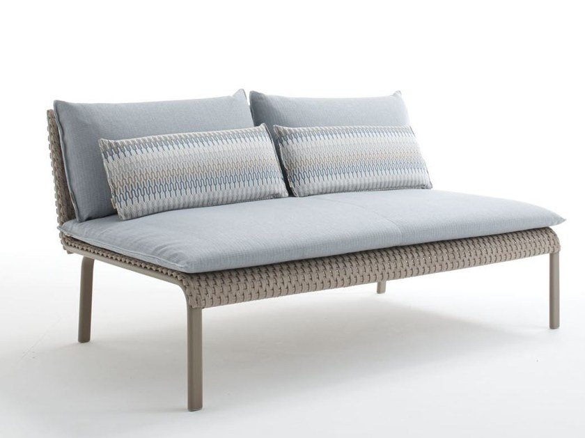 Modular 2 Seater Sofa Key West By Roberti Rattan