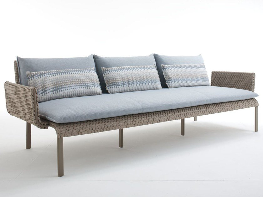 3 Seater Sofa KEY WEST | Sofa By Roberti Rattan