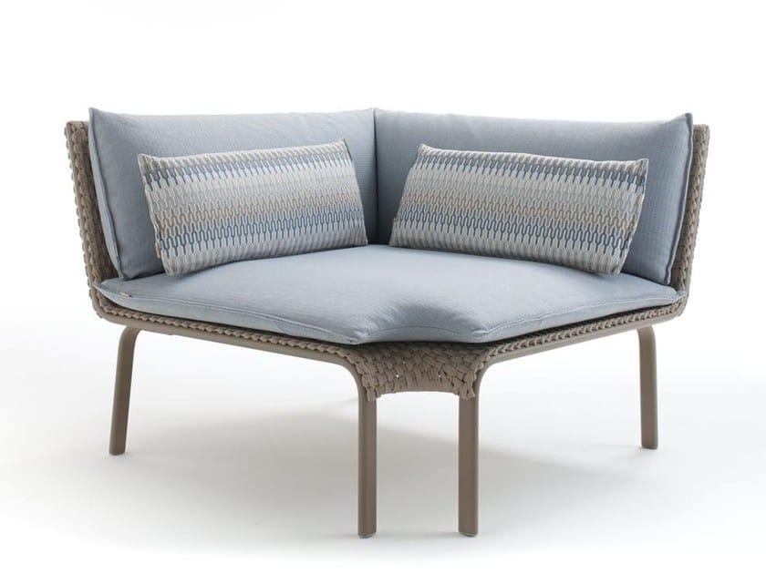 Corner modular sofa KEY WEST | Corner sofa by Roberti Rattan