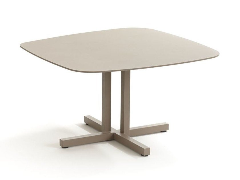 Aluminium garden side table KEY WEST | Garden side table by Roberti Rattan
