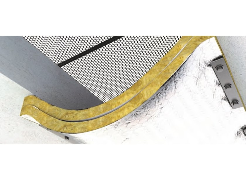System to protect against fire penetration KF SEISMIC JOINT by Knauf Italia