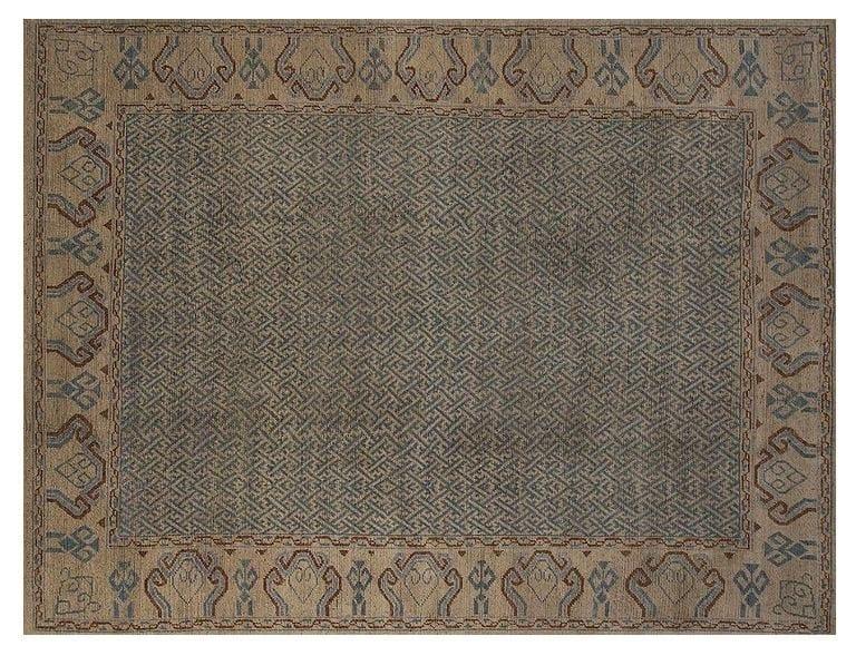 Patterned handmade rug KH102   Rug by Mohebban