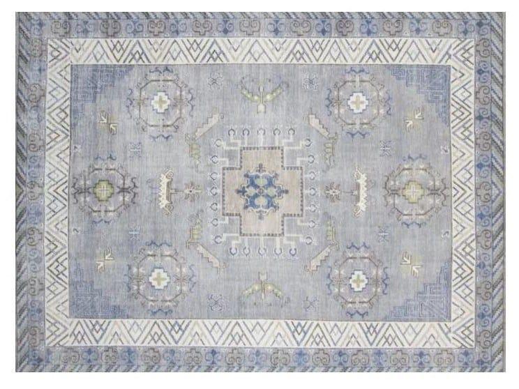 Patterned handmade rug KH104D   Rug by Mohebban