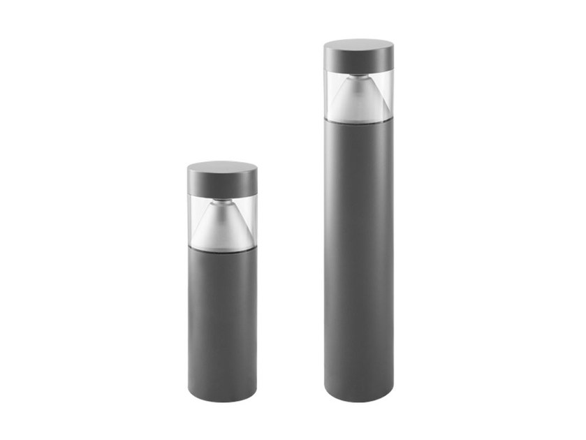 Bollard light for Public Areas KHA by PerformanceInLighting