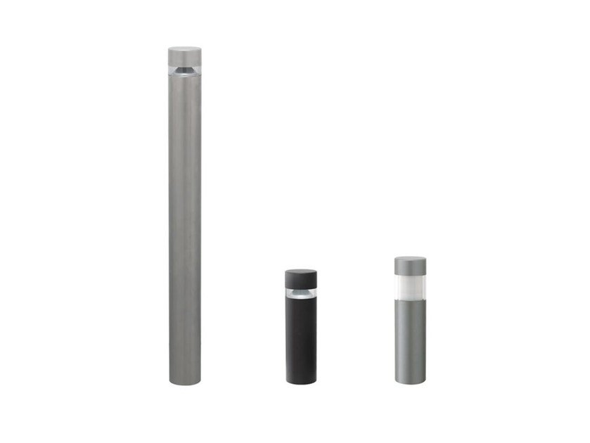 Bollard light for Public Areas KHA SLIM by PerformanceInLighting