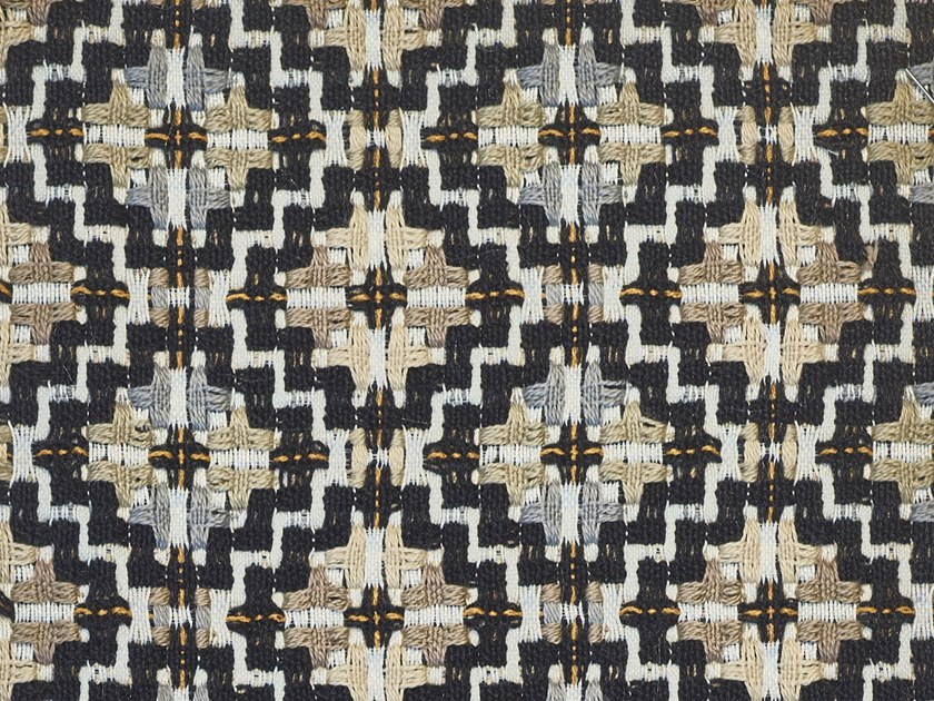 Jacquard polyester upholstery fabric KIEVAN by Dedar