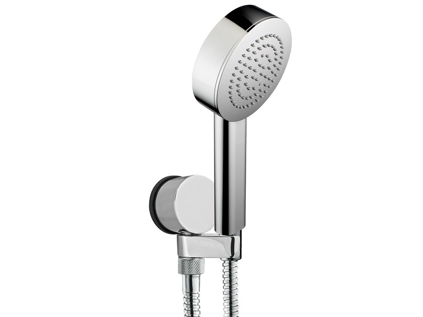 Contemporary style handshower with bracket Kira/1 by Bossini