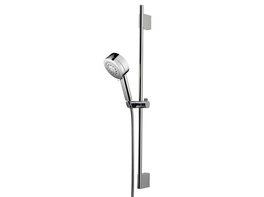 Shower wallbar with hand shower Kira Set by Bossini