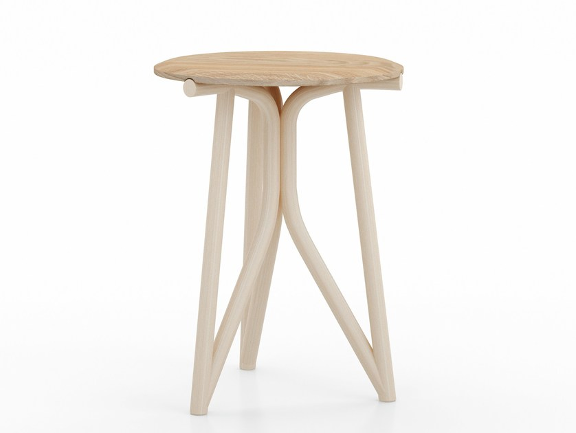 Low rattan coffee table KIRI | Rattan coffee table by EXPORMIM