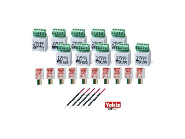 Electric opener for roller shutters Electric opener for roller shutters by YOKIS