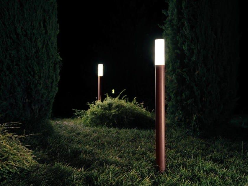 LED bollard light Kit-02 Line Post H1200 by Lombardo