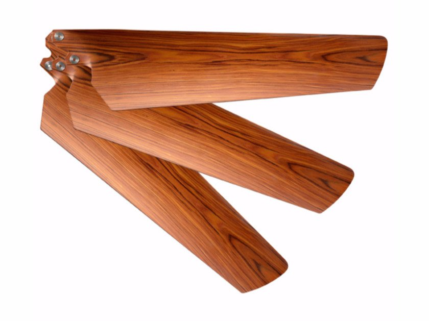 Paddle kit for ceiling fan PADDLE 120 CARBON ROSEWOOD KIT by Vortice