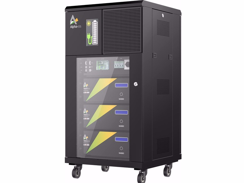 Photovoltaic storage system ALPHA ESS KIT STORION ECO ES5 by Coenergia