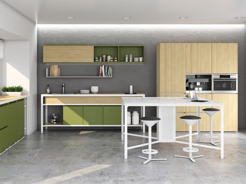 Group Time Cucine Componibili.Buffet Cucina Collezione Buffet By Estel Group