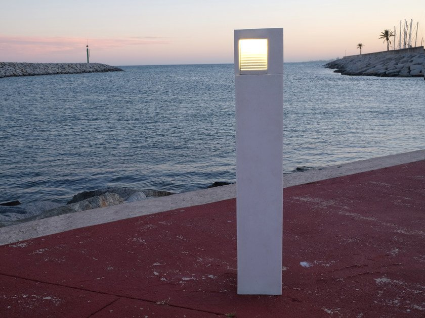 Oxer bollard light KJAVIK by konic