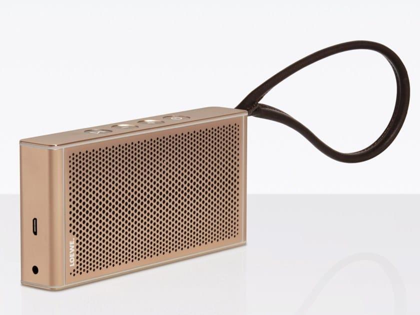 Bluetooth portable wireless speaker KLANG M1 by Loewe