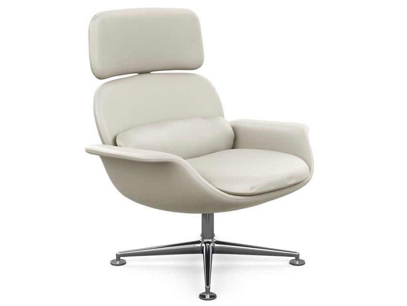 KN02 | Sessel aus Leder