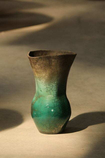 Ceramic vase KOHALA | Vase by Domani