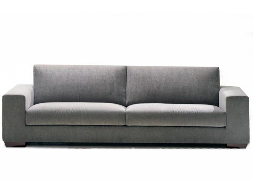 3 seater cotton sofa KOLB   Sofa by ZALABA Design