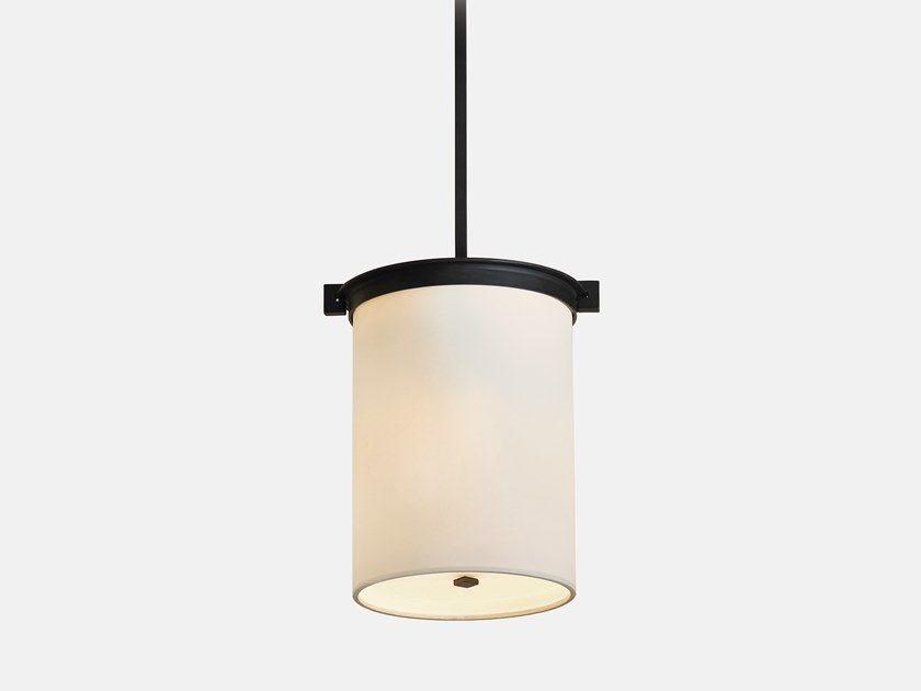 Direct light paper pendant lamp KOLOM | Pendant lamp by Kevin Reilly Collection