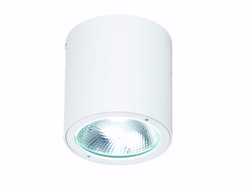 Faretto a LED rotondo in alluminio pressofuso a soffitto KOMBU | Faretto rotondo by ROSSINI