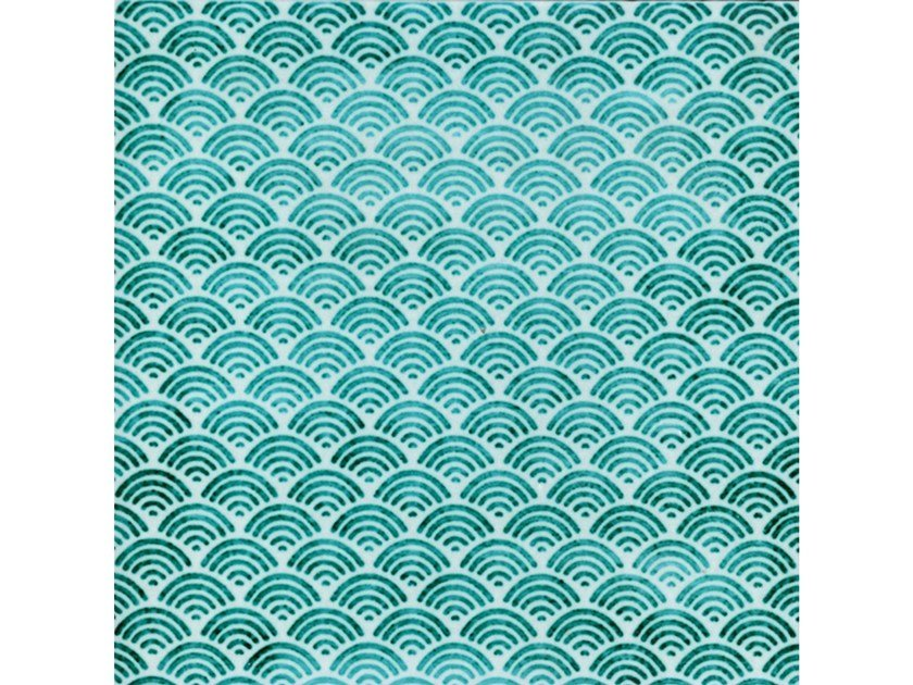 Quarry wall tiles / flooring KOMON K4 by Made a Mano