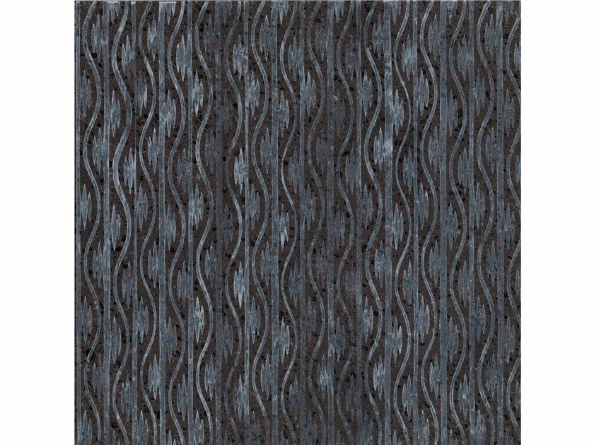 Lava stone wall/floor tiles KOMON NATURA KN2 by Made a Mano