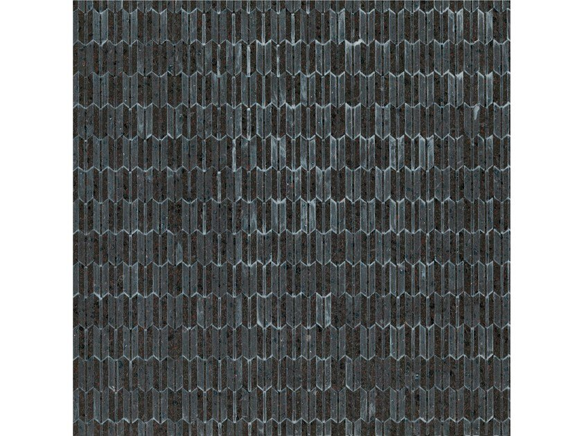 Lava stone wall/floor tiles KOMON NATURA KN/ND31 by Made a Mano
