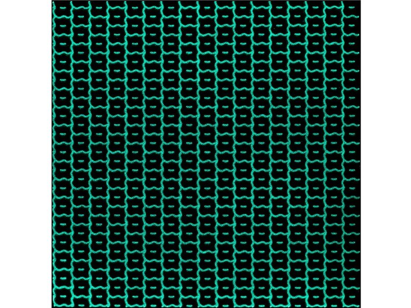 Lava stone wall/floor tiles KOMON TATTO LUMINESCENT KTL12 by Made a Mano