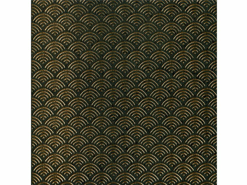 Lava stone wall/floor tiles KOMON TATTO KT4 BRONZO by Made a Mano